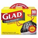 Picture of Clorox® Glad® Drawstring Trash Bags