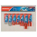 Picture of Crescent® Mixed Slip Joint and Solid Joint Pliers Displays