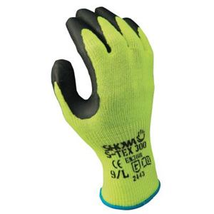 Picture of SHOWA® S-Tex® 300 Rubber Palm-Coated Gloves